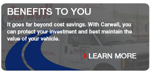Carwell | Benefits To You